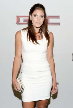Professional soccer player Hope Solo attends ESPN the Magazine 5th annual ''Body Issue'' party at Lure on July 16, 2013 in Hollywood, California. Photo: Michael Kovac, WireImage