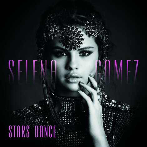 "Selena Gomez ""Stars Dance"" cover art. Photo: CD Artwork"