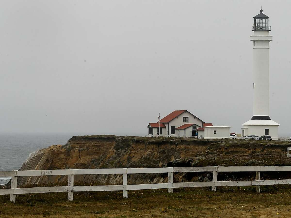 The Point Arena light house sits at the northern border of the protected coastline area, and is already protected.
