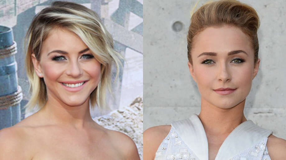 Who's older, Julianne Hough or Hayden Panettiere?