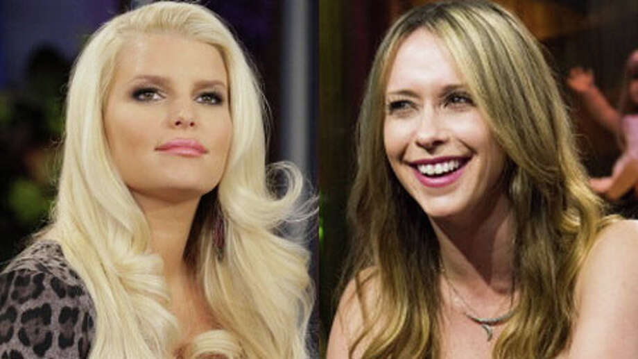 Jennifer Love Hewitt is 34. Jessica Simpson is 33.