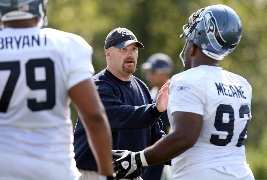 8. Will the defense change under the command of Dan Quinn? The Seahawks had the No. 1 scoring defense under former defensive coordinator Gus Bradley last season. As Bradley now takes over as the Jaguars' head coach, the defensive reins are passed to Dan Quinn, who returns to Seattle after a stint as defensive coordinator for the Florida Gators.  Schematically speaking, don't expect a ton of changes on defense, but do expect a more aggressive pass-rushing attack. It appears Quinn will use sack artist Bruce Irvin as a linebacker to provide added versatility up front. Aside from a few other tweaks, training camp will be telling as to how the defense responds under Quinn's leadership.