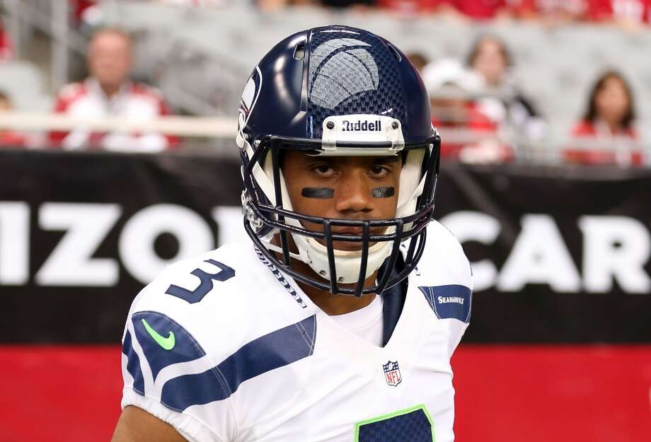 1. Will Russell Wilson avoid the dreaded 'sophomore slump'?  Russell Wilson only got better as the season wore on last year, so all indications point to him doing more of the same in 2013. However, some still aren't sold on RW3, thinking last season was merely a mirage. Wilson has a chance to shut up the last of his critics this season.   We'll see if he can avoid a dip in performance, especially now that the league has had a chance to study up on the speedy quarterback.