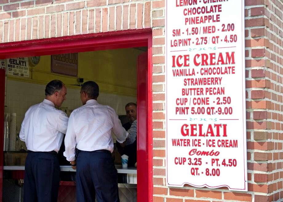 Miss:Water ice. Northeasterners, you know what we're talking about. 