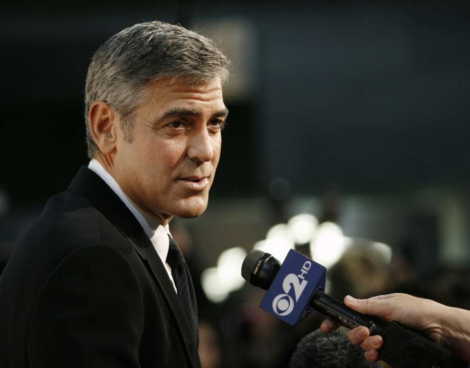 It's hard to imagine a British prince being able to act like George Clooney.