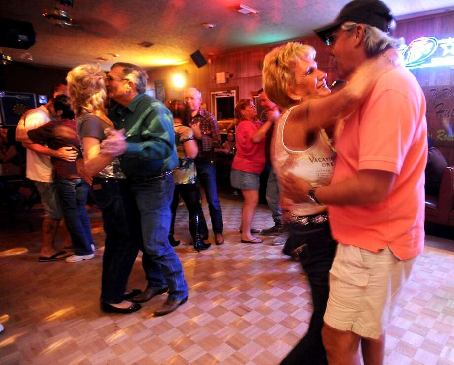 The Boudain Hut in Port Arthur is the Cat5 bar of the week. Tammy McKinley/The Enterprise