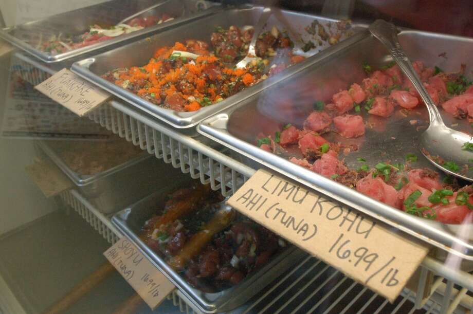 The Lāna'i 'Ohana Poke Market, a popular place with visitors and residents, is owned by Ciso Lagmay, one of the residents who recently expressed concern to the Office of Hawaiian Affairs about Ellison's plans.