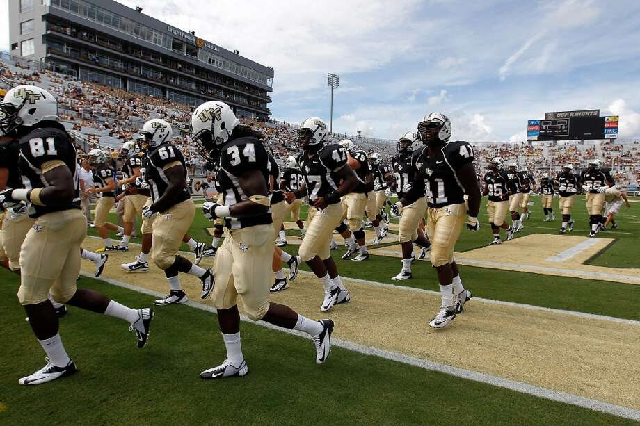 Nov. 9 - UCF at Orlando, FL. Time - TBA Photo: J. Meric, Getty Images