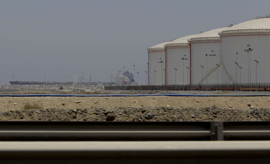 2. United Arab Emirates  Jan. - June 2013: $48 billion 2012: $100 billion  [Photo: A ship docks at the refueling station in Fujairah, United Arab Emirates, Wednesday, May 30, 2012.] Photo: Kamran Jebreili, Associated Press