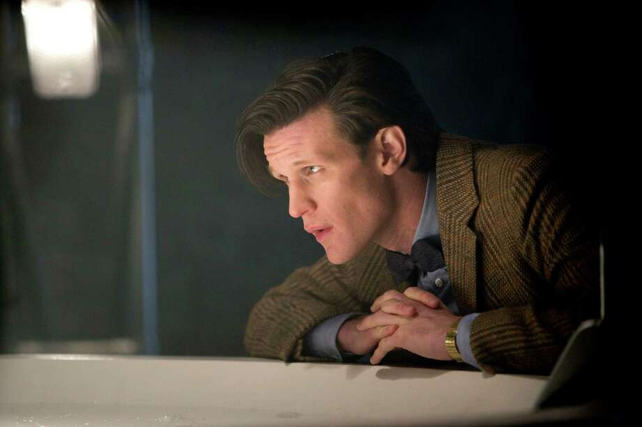 Matt Smith will talk about 'Doctor Who' 50th Anniversary Celebration and his decision to leave the beloved role. Photo: BBC America