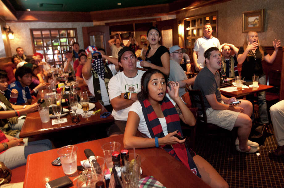 BBC America took at look at San Antonio and came up with a lost of 10 thing British (and we came up with a couple more). From authentic food, to theater, art to sports and automobiles, here are the things that link the Alamo City to Great Britain. Is there anything missing?It's the perfect place to grab some bangers and mash or catch sports fans watching a big game.  Photo: SALLY FINNERAN, San Antonio Express-News / SAN ANTONIO EXPRESS-NEWS