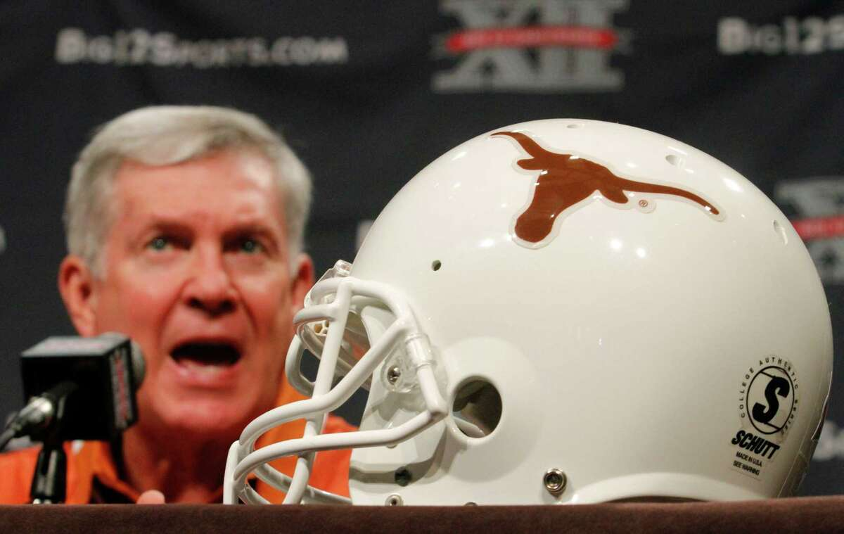 Texas football coach Mack Brown thinks this year's team is his best since 2009.