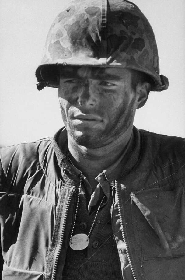 A soldier looking on during the Korean War. Photo: Michael Rougier, Time & Life Pictures/Getty Image / Time & Life Pictures