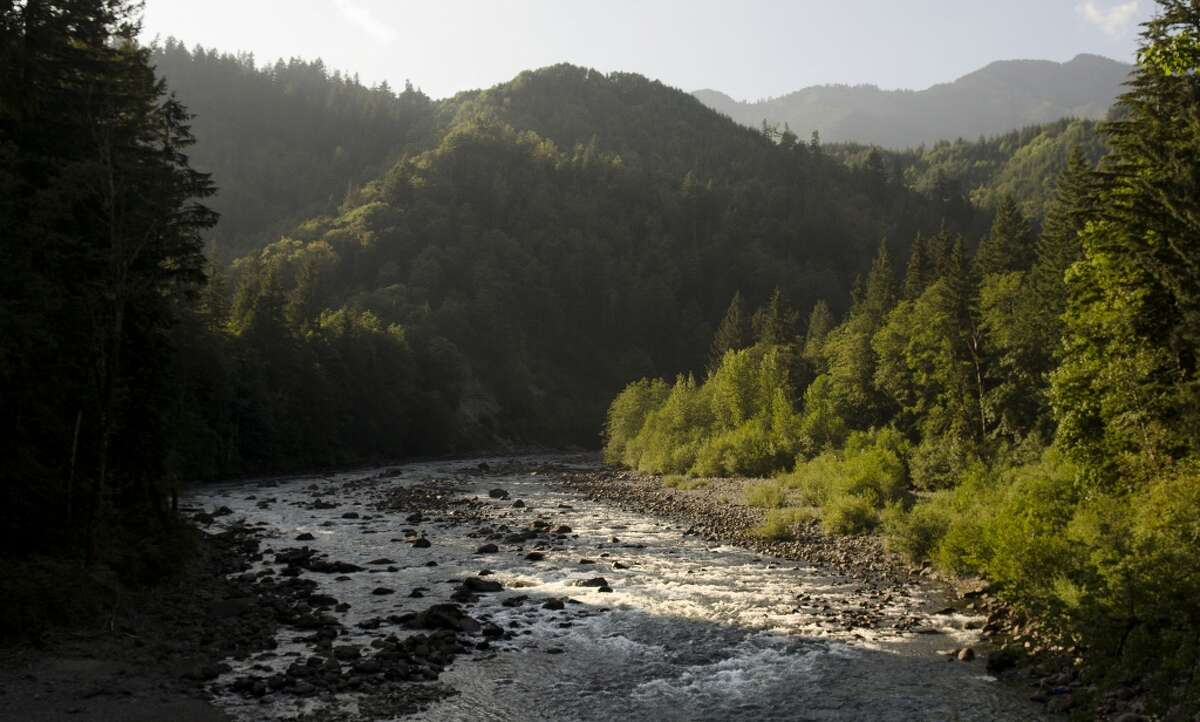 Proposed legislation would add the Middle Fork of the Snoqualmie River to the protected Alpine Wilderness Lakes area, Saturday Jun 21, 2013.