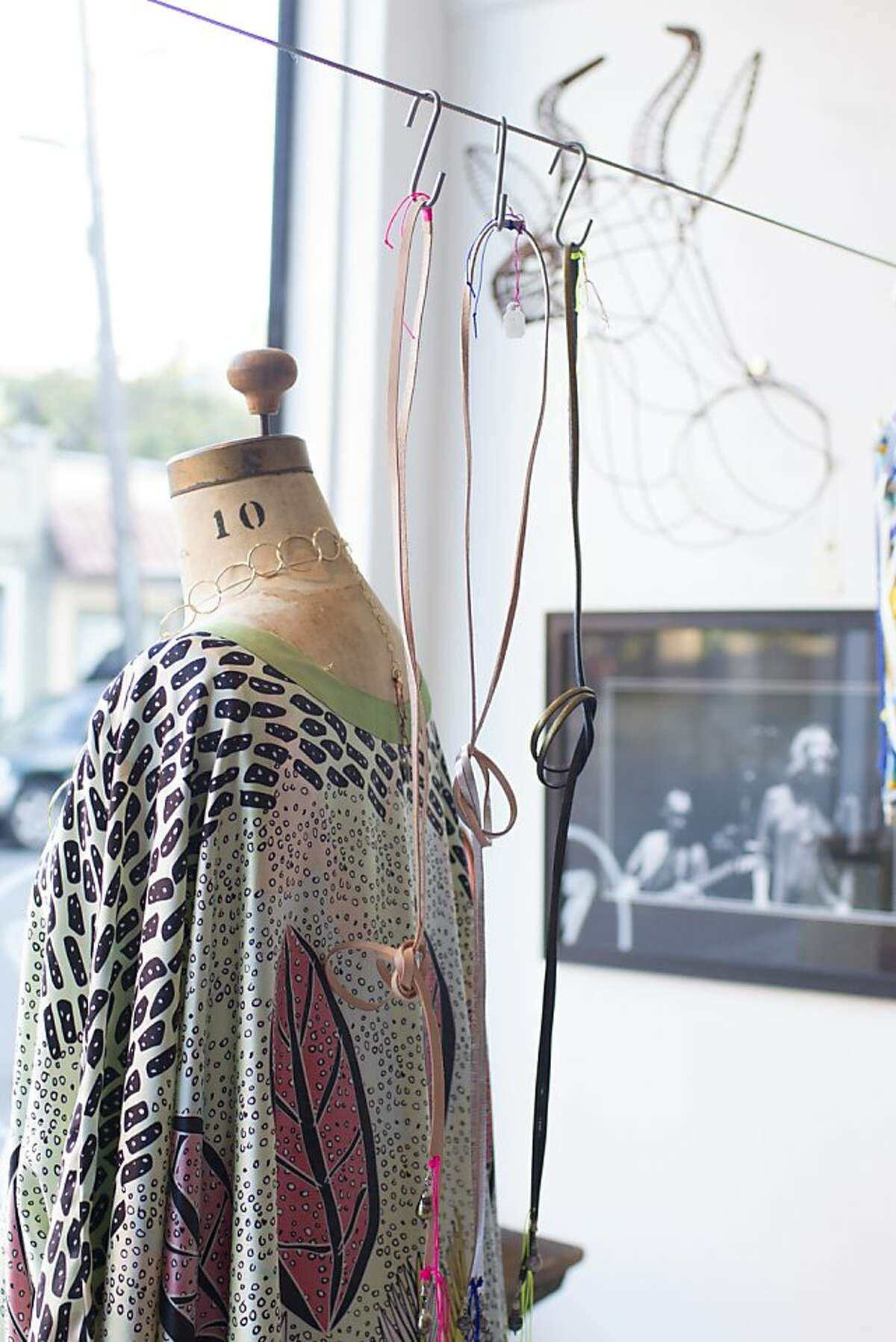 Seven on Locust, just opened in Mill Valley, features an eclectic mix of style, products and price points.