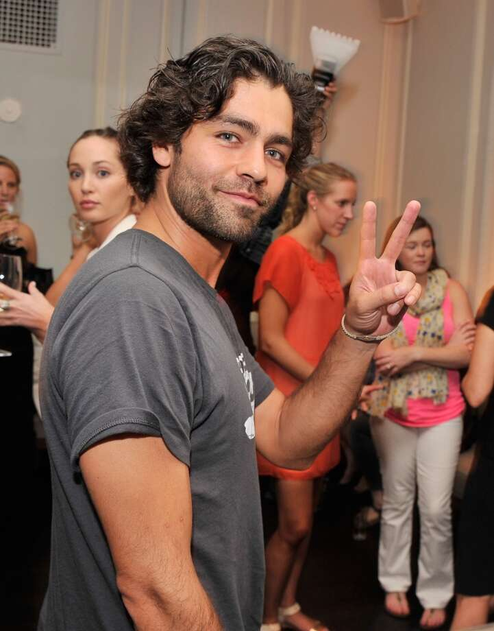"Actor Adrian Grenier attends the after party for the New York Premiere of ""Blue Jasmine"" at Harlow on July 22, 2013 in New York City.  (Photo by Stephen Lovekin/Getty Images)"