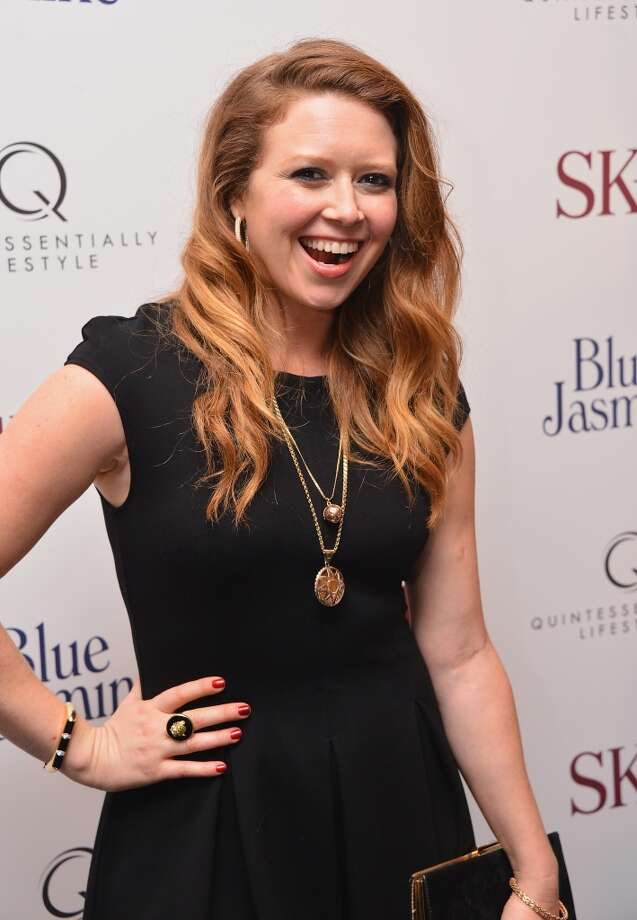 "Natasha Lyonne attends the ""Blue Jasmine"" New York Premiere at MOMA on July 22, 2013 in New York City.  (Photo by Stephen Lovekin/Getty Images)"