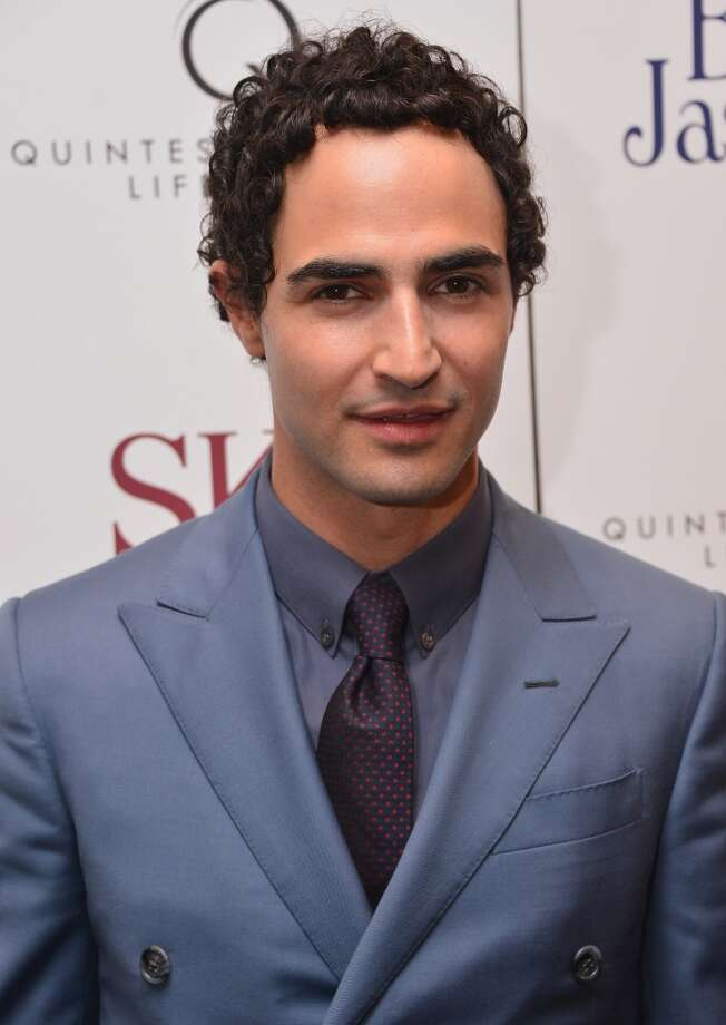 "Designer Zac Posen attends the ""Blue Jasmine"" New York Premiere at the Museum of Modern Art on July 22, 2013 in New York City.  (Photo by Stephen Lovekin/Getty Images)"