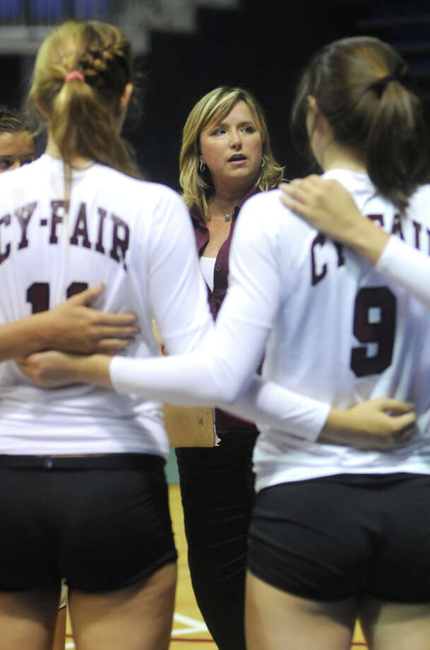Benotti Has Big Plans For Cy Fair Volleyball This Year