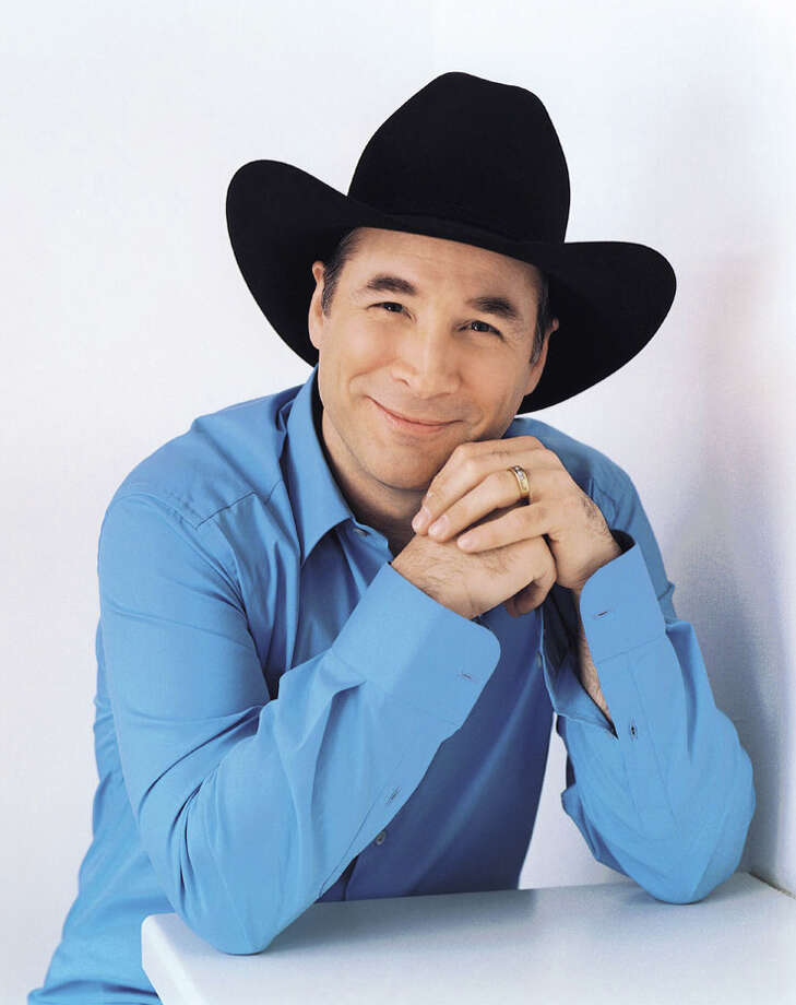 Clint Black will perform at the Ridgefield Playhouse on Friday, March 8. Photo: Contributed Photo