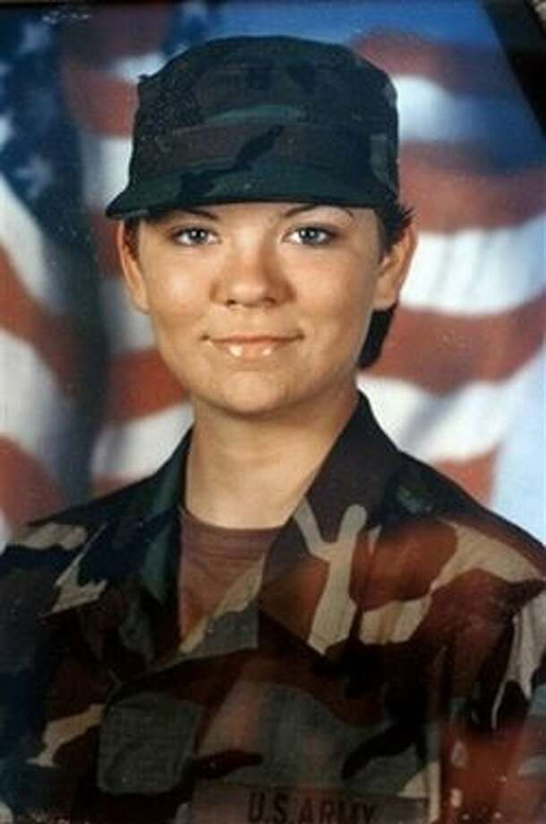 Army Spc. Kamisha Jane Block, 20, of Vidor died in Iraq on Aug. 16, 2007. A military police officer and the first area woman to die in the current conflicts, Block was shot and killed by another soldier. Photo: U.S. Army, HO / Block Family