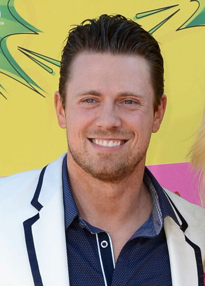 The Miz was once a star of MTV's The Real World before becoming a pro wrestler. Photo: Frazer Harrison, Getty Images / 2013 Getty Images