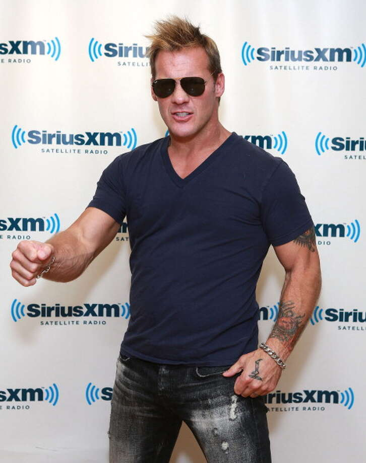 Chris Jericho' s dad was a pro NHL player. Photo: Robin Marchant, Getty Images / 2013 Robin Marchant