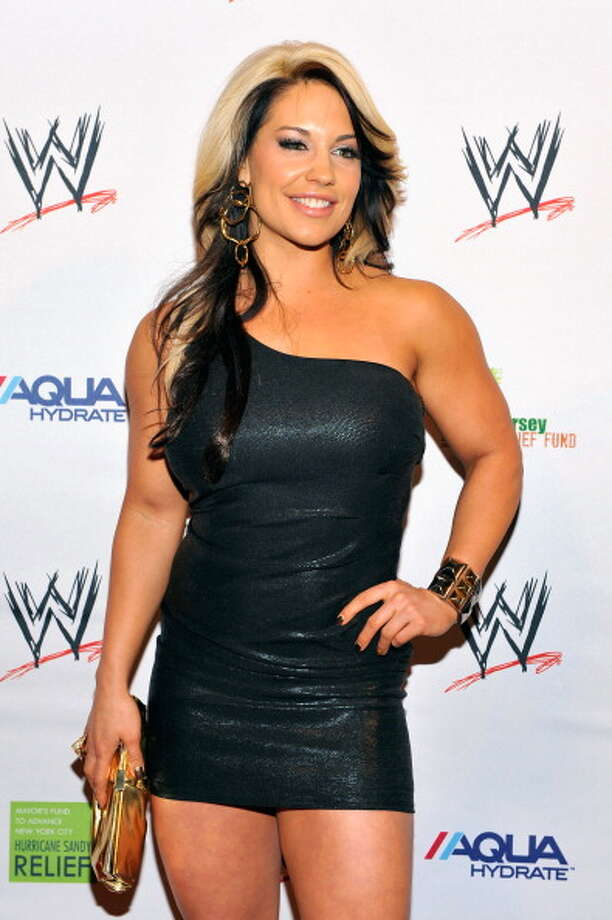 WWE Diva Kaitlyn is from Houston. Photo: Michael N. Todaro / 2013 Getty Images