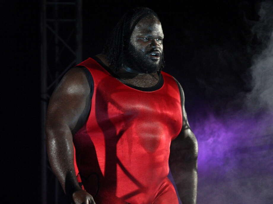 Mark Henry is a former Olympic weightlifter. Photo: Gallo Images, Getty Images / 2011 Getty Images