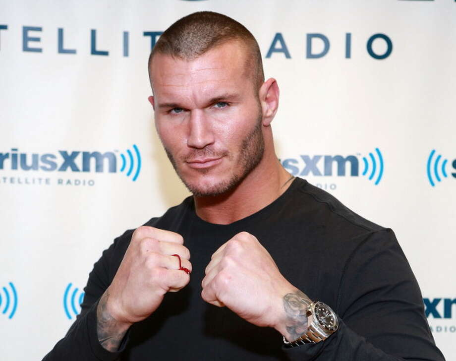 At age 24 Randy Orton became the youngest World Heavyweight Champion. Photo: Robin Marchant, Getty Images / 2013 Robin Marchant