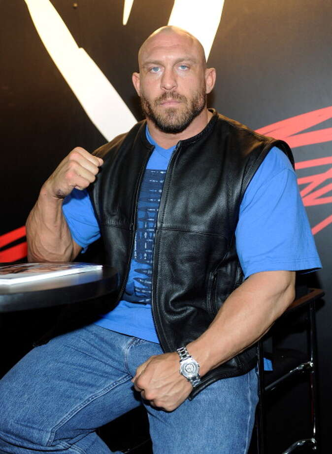 Ryback used to be known as Skip Sheffield. Photo: David Becker / 2013 Getty Images