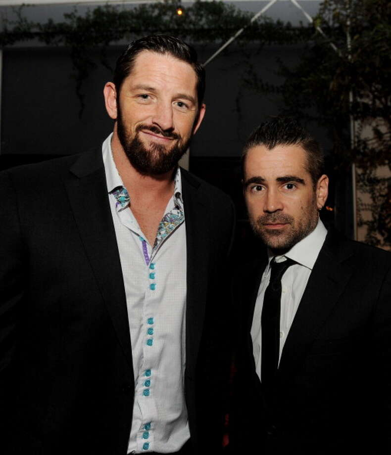 Wade Barrett starred with Colin Farrell in Dead Man Down. Photo: Kevin Winter, Getty Images / 2013 Getty Images