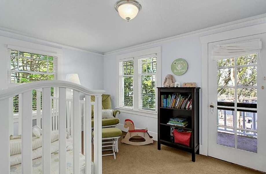 Bedroom of 2448 Delmar Drive East. It's listed for $799,000. Photo: Courtesy Steve Leland, Windermere Real Estate