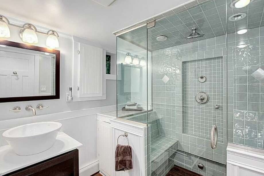 Bathroom of 2448 Delmar Drive East. It's listed for $799,000. Photo: Courtesy Steve Leland, Windermere Real Estate