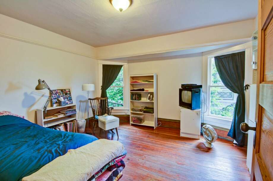 Bedroom of 1226 17th Ave. E. It's listed for $799,880. Photo: Stafford Squier, Courtesy Mary Schile, RE/MAX - Metro Realty