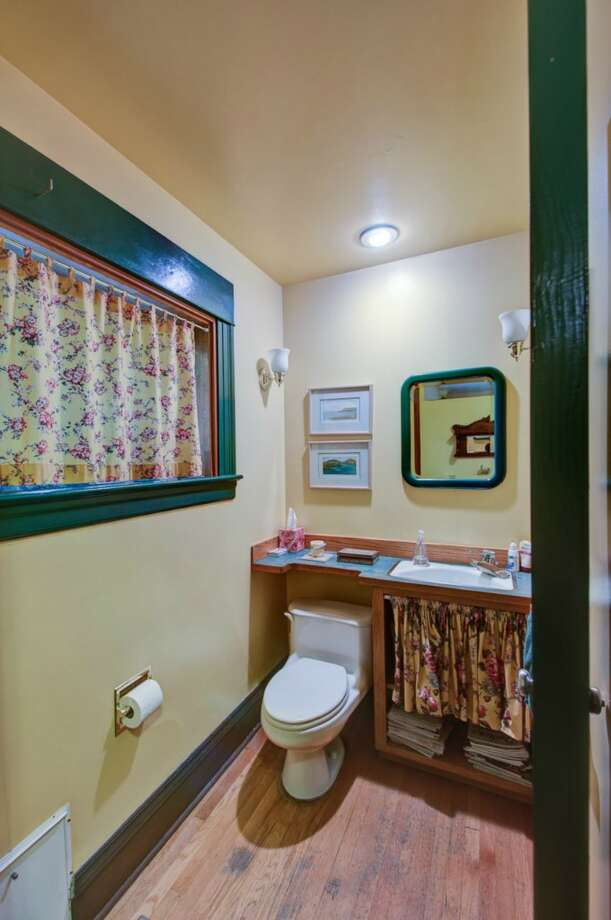 Bathroom of 1226 17th Ave. E. It's listed for $799,880. Photo: Stafford Squier, Courtesy Mary Schile, RE/MAX - Metro Realty