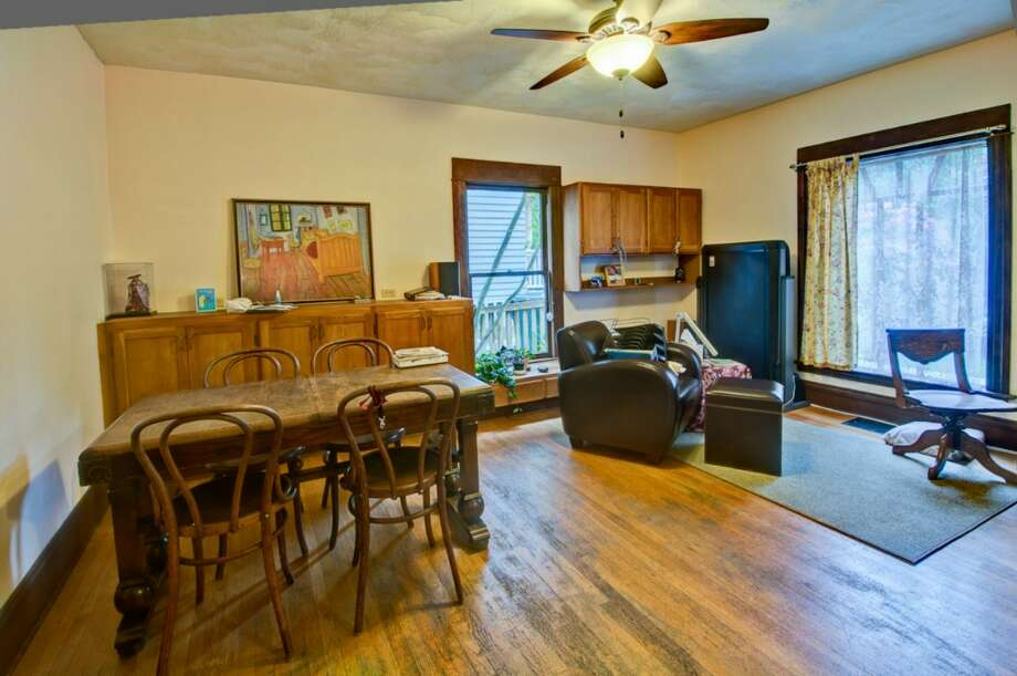 Dining room of 1226 17th Ave. E. It's listed for $799,880. Photo: Stafford Squier, Courtesy Mary Schile, RE/MAX - Metro Realty