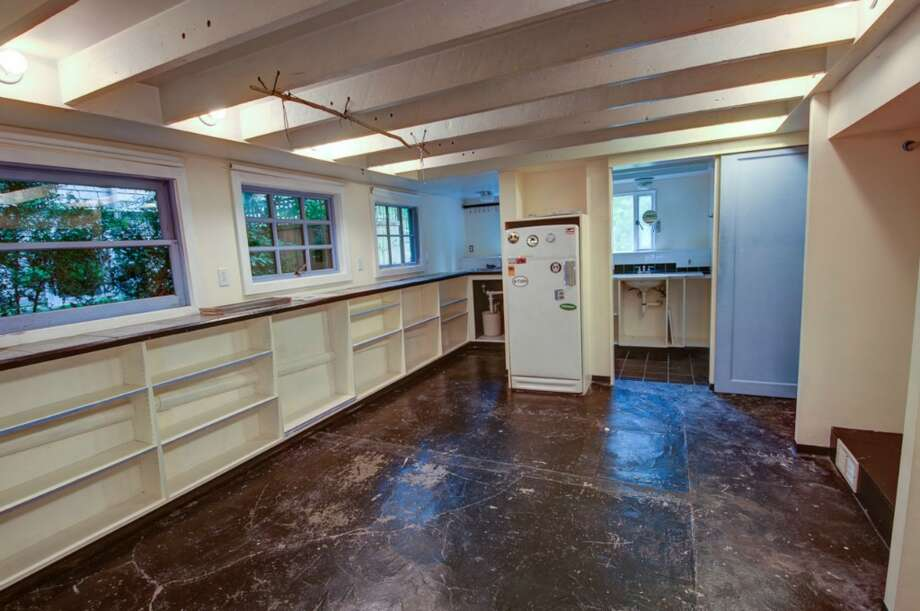 Basement of 1226 17th Ave. E. It's listed for $799,880. Photo: Stafford Squier, Courtesy Mary Schile, RE/MAX - Metro Realty