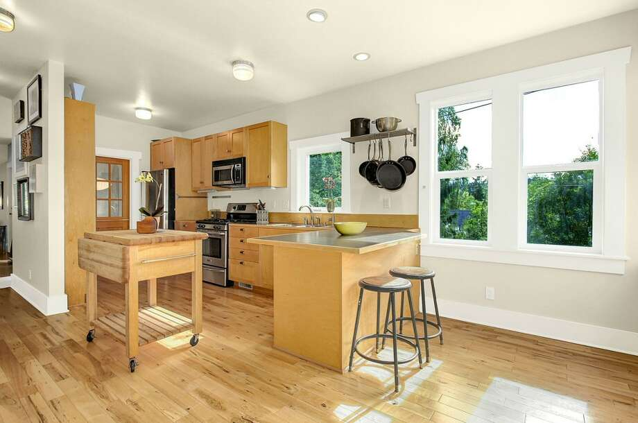 Kitchen of 2635 E. Aloha St. It's listed for $788,000. Photo: HD Estates, Courtesy Marcus Holmes, WaLaw Realty