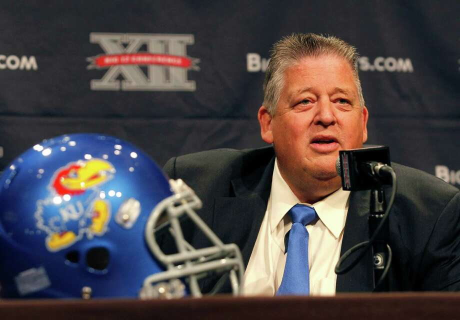 Charlie Weis is trying to pry John Reagan away from Rice.  (AP Photo/Tim Sharp) Photo: TIM SHARP, Associated Press / FR62992 AP