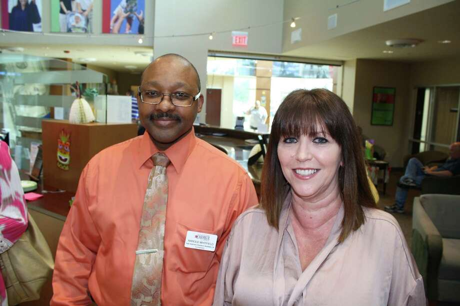 Our cameras were at the Great Beaumont Chamber of Commerce Mix & Mingle on Tuesday. Did we see you there? Photo: Jose D. Enriquez III