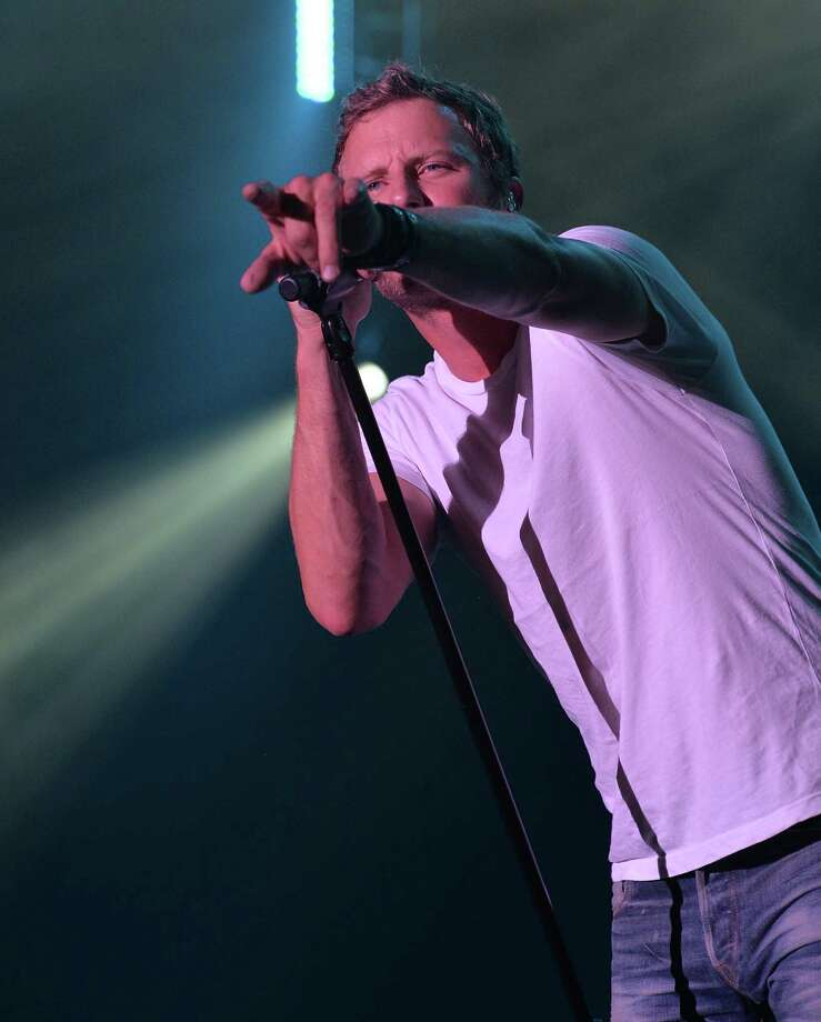 Dierks Bentley comes home and sells out Country Cares Concert raising over $400,000.00 To Benefit the families of The Granite Mountain Hot Shots at Tim's Toyota Center on July 22, 2013 in Prescott, Arizona. Photo: Rick Diamond, Getty Images / 2013 Getty Images