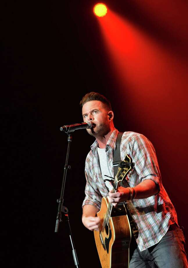 David Nail performs as part of Dierks Bentley & Friends and sells out The Country Cares Concert raising over $400,000.00 To Benefit the families of The Granite Mountain Hot Shots at Tim's Toyota Center on July 22, 2013 in Prescott, Arizona. Photo: Rick Diamond, Getty Images / 2013 Getty Images