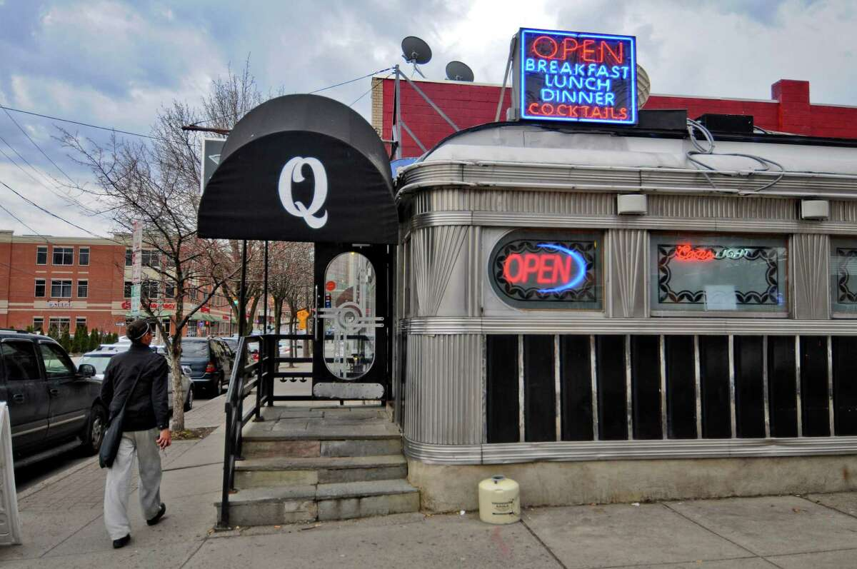 The Albany Zoning Board of Appeals dramatically sliced the hours of Quintessence, an Albany restaurant and night club, seen here on Thursday March 15, 2012 in Albany, N.Y. (Philip Kamrass / Times Union )