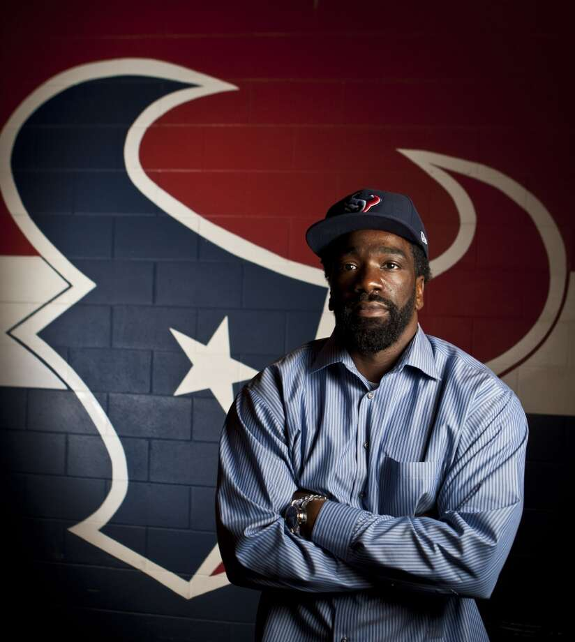 Ed Reed (free safety) Photo: Nick De La Torre, Houston Chronicle