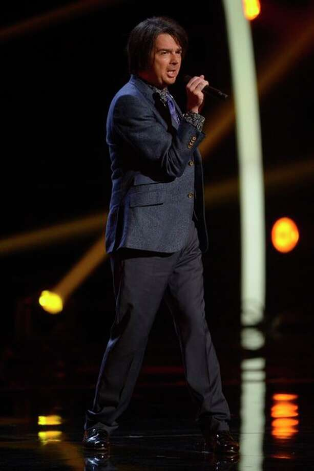 AMERICA'S GOT TALENT -- Episode 810 -- Pictured: Kevin Downey Jr. -- (Photo by: Virginia Sherwood/NBC) Photo: NBC, Virginia Sherwood/NBC / 2013 NBCUniversal Media, LLC