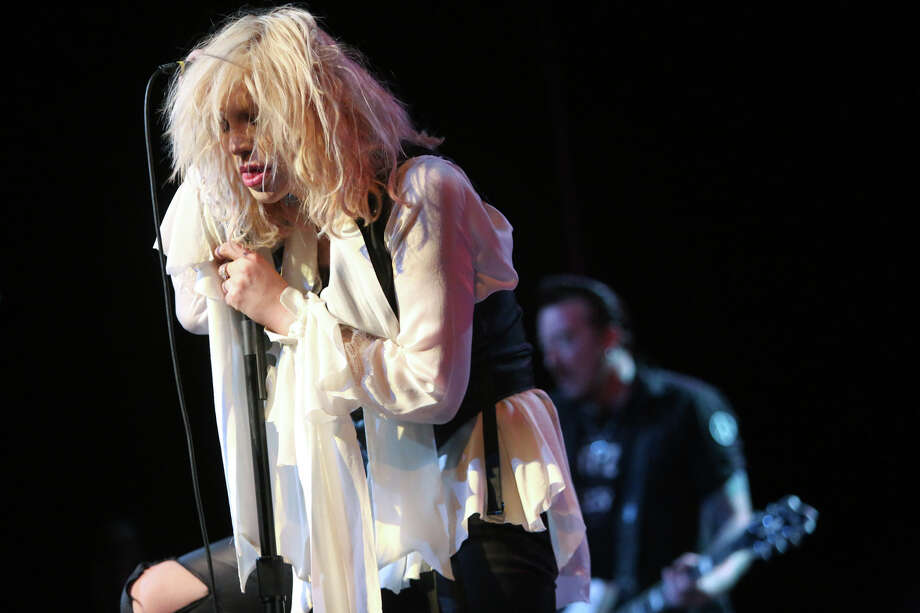 Courtney Love performs at The Moore Theatre. Photo: JOSHUA TRUJILLO, SEATTLEPI.COM / SEATTLEPI.COM