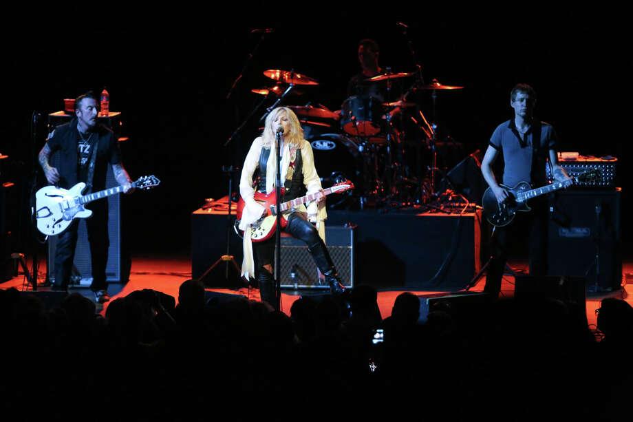Courtney Love performs at The Moore Theatre. Photo: JOSHUA TRUJILLO, SEATTLEPI.COM / SEATTLEPI.COM