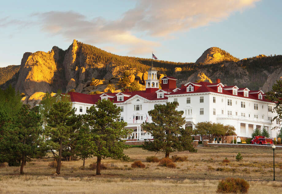 "A 1974 stay in the off-season at the Stanley in Estes Park, Colo., is said to have inspired Stephen King's ""The Shining."" Photo: Scott Dressel-Martin, ©Scott Dressel-Martin"