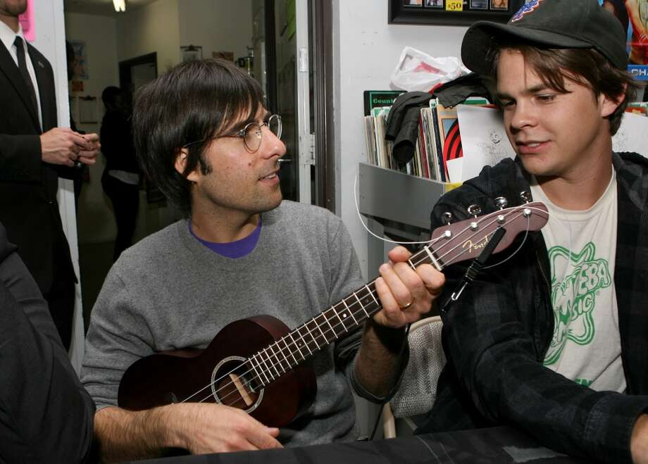Jason Schwartzman was once the drummer for Phantom Planet. In 2007, he began performing as Coconut Records. Schwartzman has also composed and performed musical scores for several films and TV shows. Photo: FilmMagic